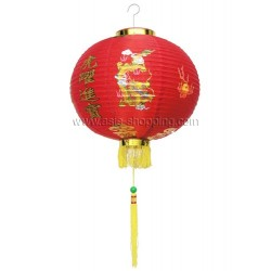 Lampion chinois dragon Ø40cm