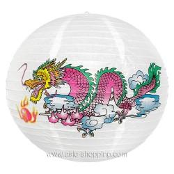 Boule japonaise dragon Ø35cm