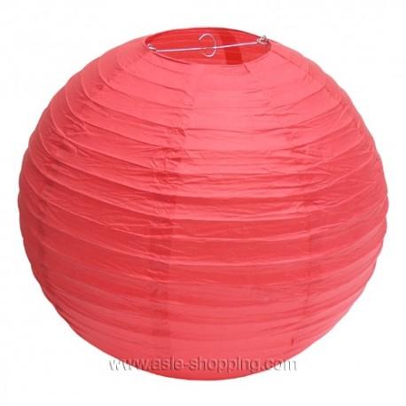 Boule japonaise rouge Ø40cm