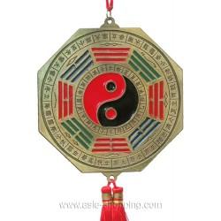Bagua métal Feng Shui