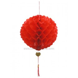Décoration asiatique boule Ø25cm