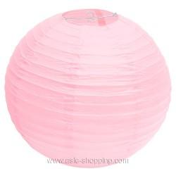 Boule japonaise rose pâle