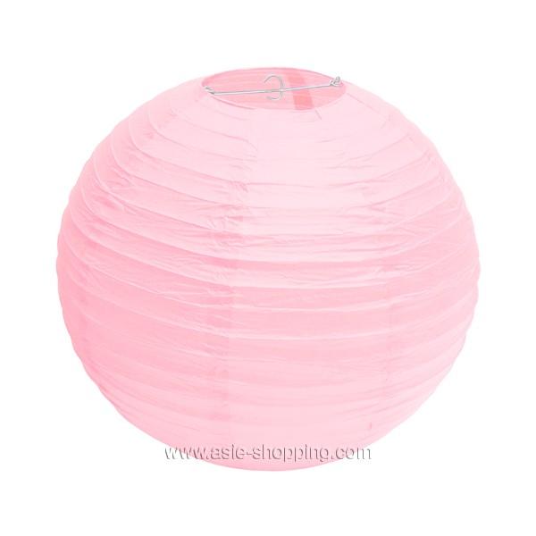 Boule japonaise rose pale