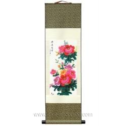 Peinture chinoise en soie