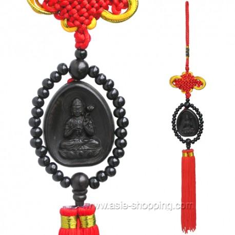 Porte bonheur Bouddha