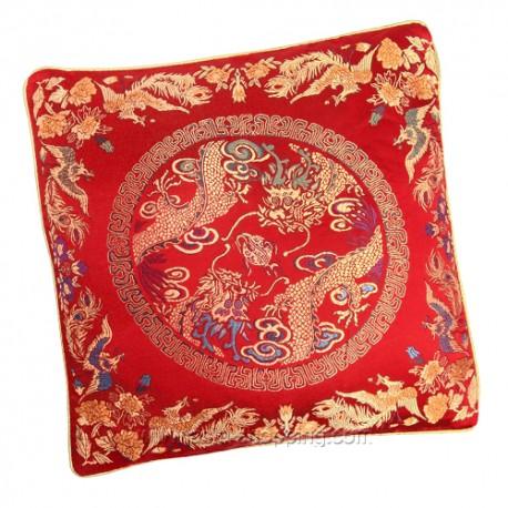 Housse de coussin vichy rouge gros carreaux pictures to for Housse de coussin romantique