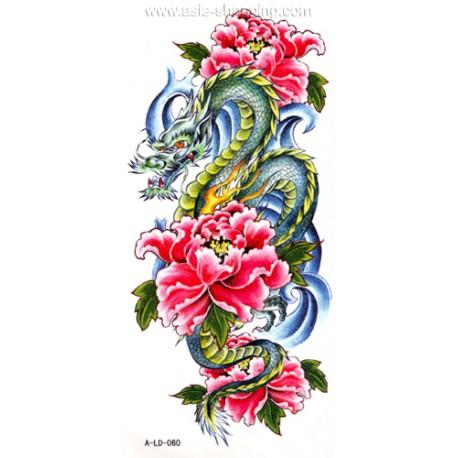 Tatouage Dragon Tat Ald 060