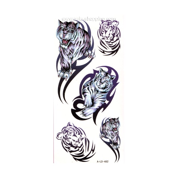 Pin ou japonais pictures to pin on pinterest tattooskid - Tatouage tigre japonais ...