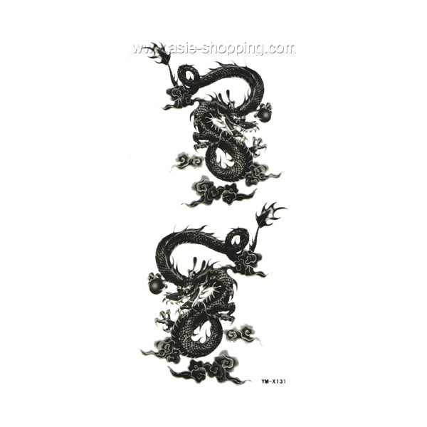 tatouage dragon tat ym x131. Black Bedroom Furniture Sets. Home Design Ideas