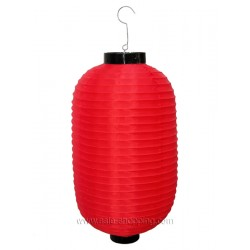 Lampion japonais rouge