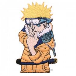 Broderie thermo-collante Naruto