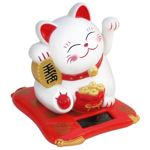chats chinois porte bonheur