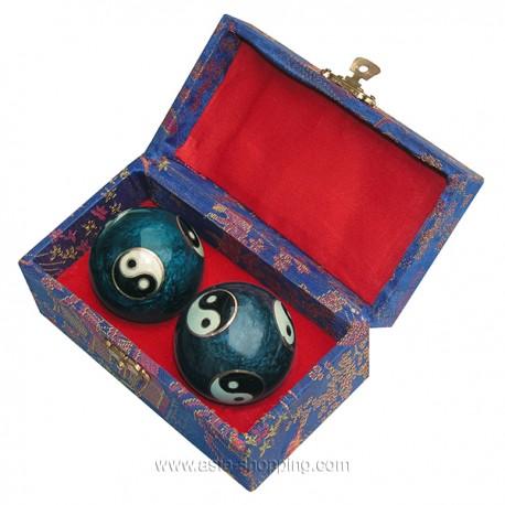 Boules de santé Qi Gong Yin Yang