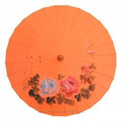 Ombrelle chinoise orange