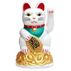 Chat bonheur Maneki Neko 11cm