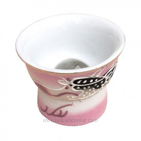 6 verres à saké coquins