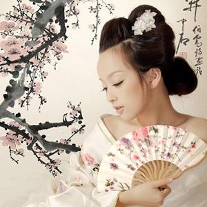Un éventail chinois
