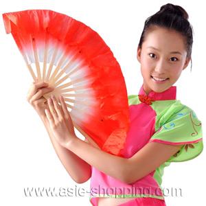 Un éventail de danse chinois