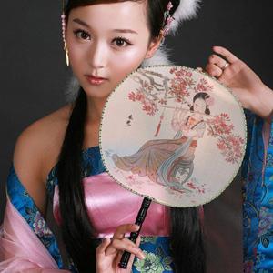 Être signe de la femme asiatique secrète