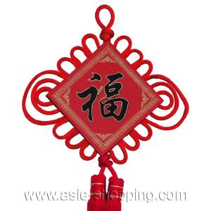 Populaire Porte bonheur chinois Feng Shui CG98
