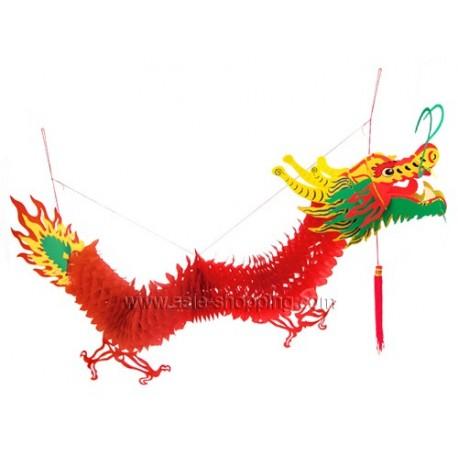 Dragon chinois à suspendre