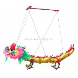 Marionette dragon chinois