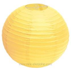 Boule japonaise jaune