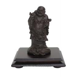 Bouddha rieur en grés de Yixin