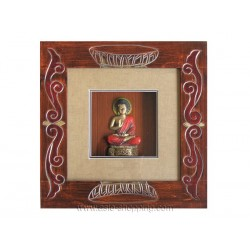 Tableau vitrine Bouddha