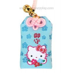 Pochette porte-bonheur Hello Kitty