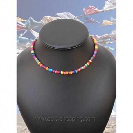 Collier tibétain